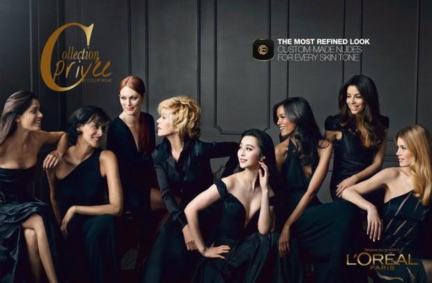 Khi sao châu Á và Hollywood đọ sắc cùng khung hình: Jennie (BLACKPINK) lép vế trước Rihanna, Dương Mịch quá đẳng cấp bên Kendall - ảnh 18