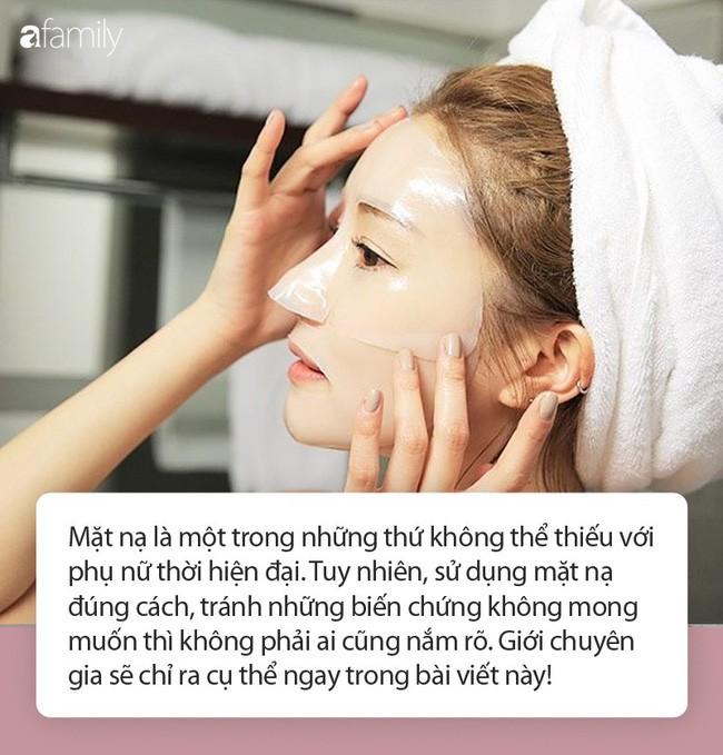 Mỹ nữ xứ Hàn bị bỏng rát mặt chỉ vì một lần đắp mặt nạ qua đêm: Lời cảnh báo thói quen làm đẹp chị em cần chấn chỉnh! - ảnh 2