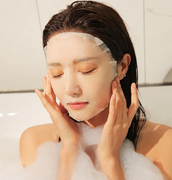 Mỹ nữ xứ Hàn bị bỏng rát mặt chỉ vì một lần đắp mặt nạ qua đêm: Lời cảnh báo thói quen làm đẹp chị em cần chấn chỉnh! - ảnh 3