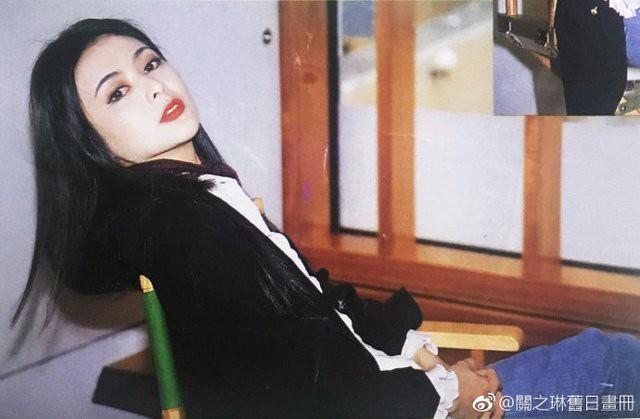 Xao xuyến nhan sắc U30 của Quan Chi Lâm, bảo sao Lưu Đức Hoa phải thốt lên: Cô ấy là người đẹp nhất tôi từng gặp - ảnh 10