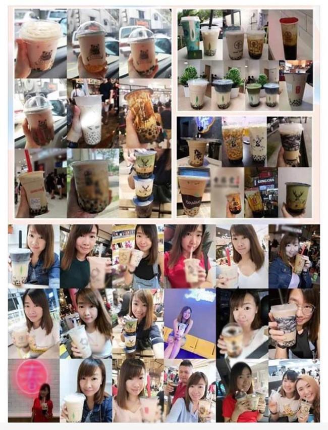 Bỏ uống trà sữa trong 4 tháng, cô gái gom đủ tiền mua vé máy bay đi du lịch nước ngoài - ảnh 3