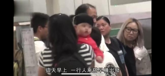 Cận cảnh diện mạo con trai thứ 3 của Trương Bá Chi, cư dân mạng phát sốt vì vẻ ngoài đáng yêu - ảnh 3