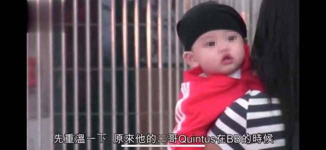 Cận cảnh diện mạo con trai thứ 3 của Trương Bá Chi, cư dân mạng phát sốt vì vẻ ngoài đáng yêu - ảnh 5
