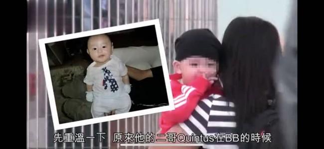 Cận cảnh diện mạo con trai thứ 3 của Trương Bá Chi, cư dân mạng phát sốt vì vẻ ngoài đáng yêu - ảnh 6
