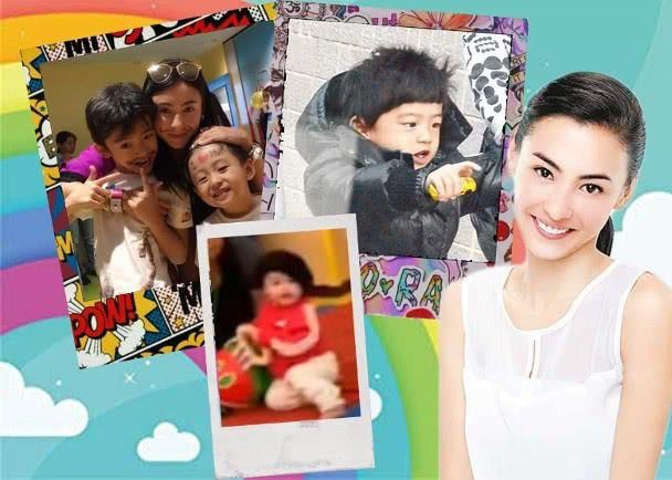 Cận cảnh diện mạo con trai thứ 3 của Trương Bá Chi, cư dân mạng phát sốt vì vẻ ngoài đáng yêu - ảnh 8