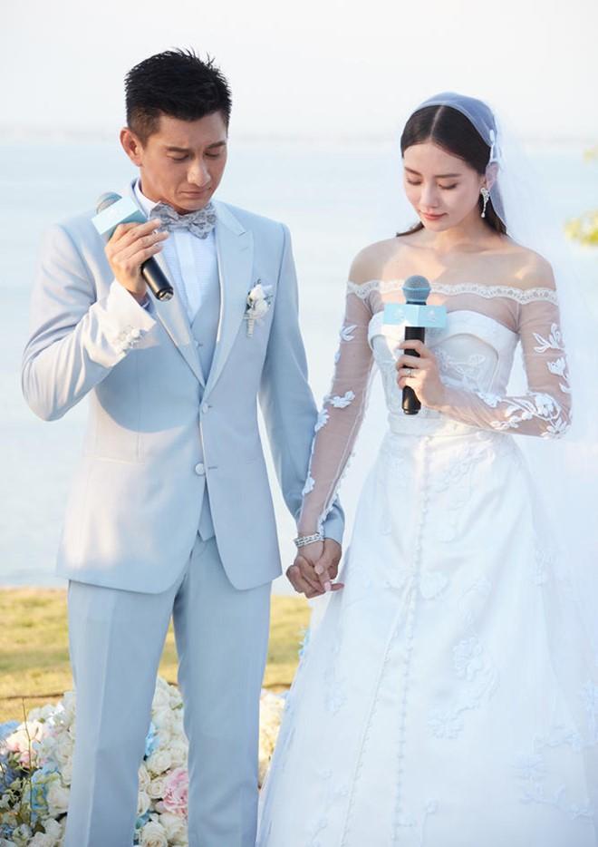 """6 cặp đôi """"phim giả tình thật"""" chấn động Cbiz: Ngô Thiến học đàn chị Triệu Lệ Dĩnh, có bầu vẫn chưa chịu công khai? - Ảnh 9."""