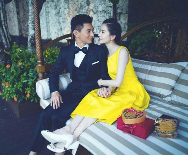 """6 cặp đôi """"phim giả tình thật"""" chấn động Cbiz: Ngô Thiến học đàn chị Triệu Lệ Dĩnh, có bầu vẫn chưa chịu công khai? - Ảnh 10."""