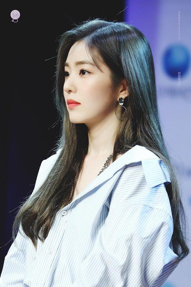 Có 1 nữ thần Kpop đẹp đến mức khiến BTS, EXO, TWICE phải há hốc, hàng nghìn khán giả ồ lên mỗi lần lên hình - Ảnh 7.