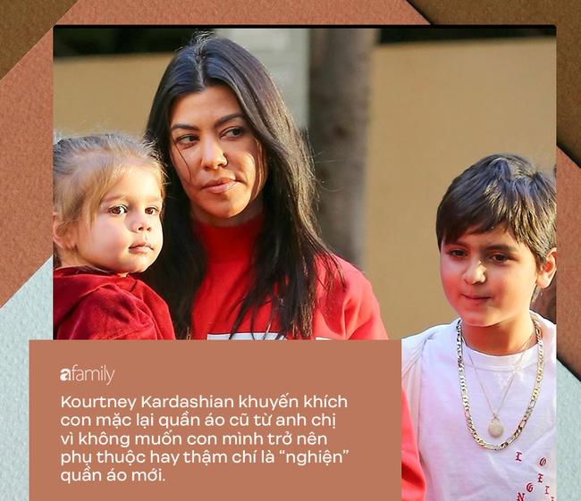 Dù bị ghét vì tai tiếng và chiêu trò bẩn nhưng trong cách nuôi dạy con, không ít người phải gật gù tán dương gia đình Kardashian - ảnh 2