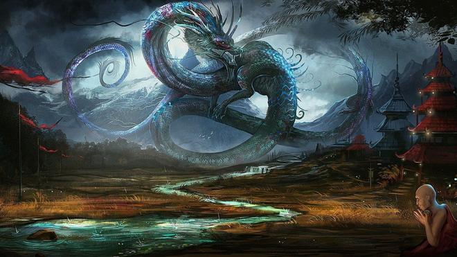 Nếu rồng phương Đông thực sự tồn tại, chúng bay kiểu gì? - ảnh 1