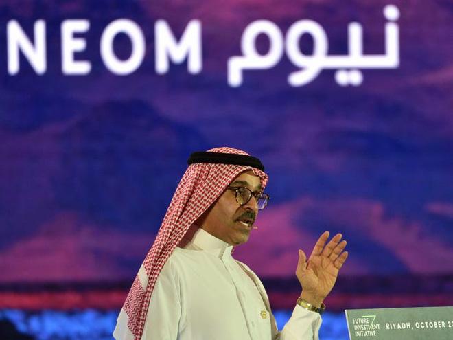 Neom, thành phố Ả Rập tham vọng nhất thế giới : có taxi bay, Mặt Trăng nhân tạo, bãi biển phát sáng, robot khủng long, cô giáo hologram và nhiều hơn nữa - ảnh 14