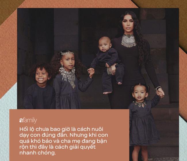 Dù bị ghét vì tai tiếng và chiêu trò bẩn nhưng trong cách nuôi dạy con, không ít người phải gật gù tán dương gia đình Kardashian - ảnh 3