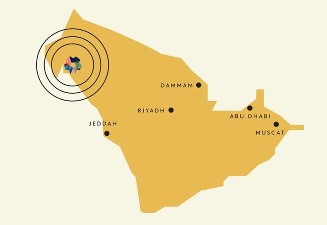 Neom, thành phố Ả Rập tham vọng nhất thế giới : có taxi bay, Mặt Trăng nhân tạo, bãi biển phát sáng, robot khủng long, cô giáo hologram và nhiều hơn nữa - ảnh 7