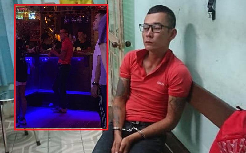"""Bị câm điếc bẩm sinh nhưng lại """"nghiện"""" đi bar, thanh niên liên tục đột nhập tiệm massage để trộm tiền"""