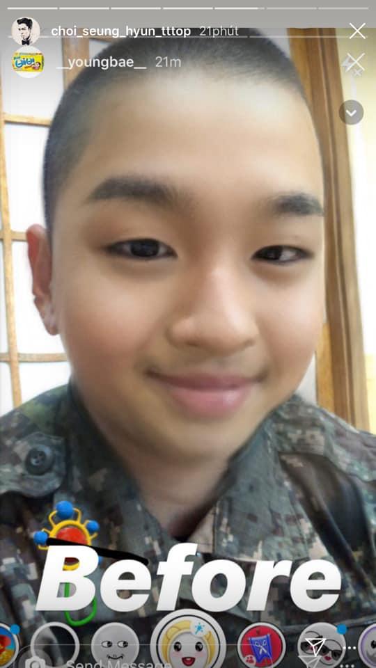 Xúc động cảnh BIGBANG đoàn tụ như gia đình: Taeyang gặp lại bà xã Min Hyo Rin, được G-Dragon và T.O.P đưa đi cắt tóc - Ảnh 5.