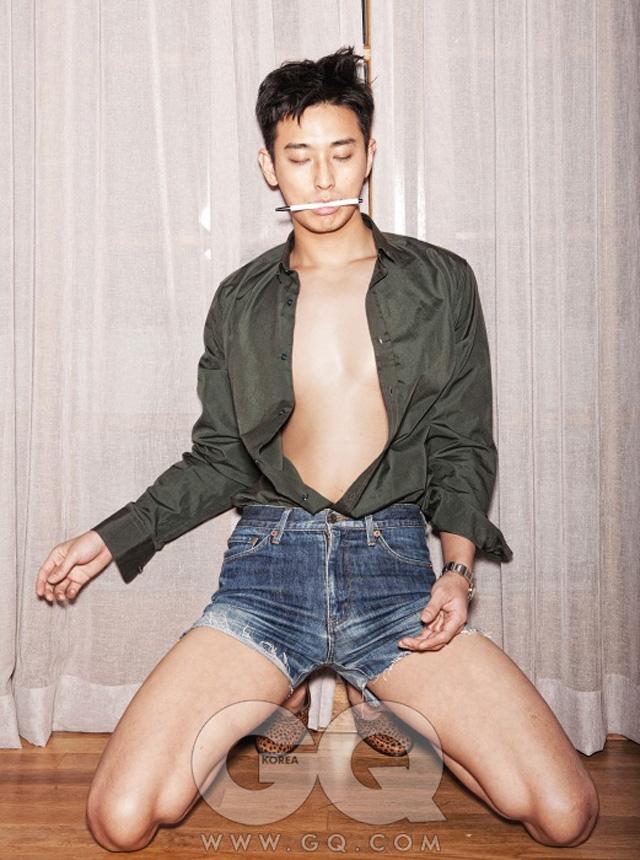 Những bộ hình để đời của dàn nam thần Hàn: Càng nhìn càng sai, Park Bo Gum và thái tử Joo Ji Hoon gây sốc nặng - ảnh 11