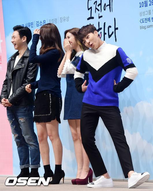 Điểm khác một trời một vực giữa diễn viên và idol Kpop: Ánh mắt đến fan-service, Song Song còn phải thua mỹ nam SHINee! - Ảnh 14.