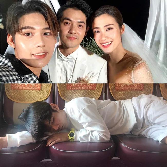 Dàn sao Vbiz trong đám cưới Đông Nhi - Ông Cao Thắng chính là đại diện cho 6 kiểu người khi đi quẩy, chuẩn không lệch đi đâu được - Ảnh 19.