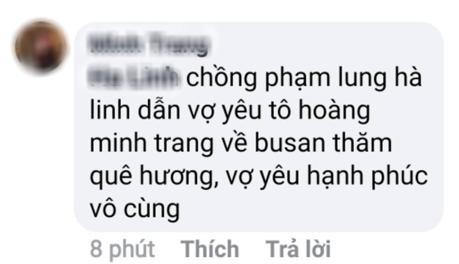 """Đòi con gái lập Facebook cho bằng được, bố mẹ """"xì tin"""" đăng caption chẳng giống ai vô tình làm nên hot trend trên MXH - Ảnh 10."""