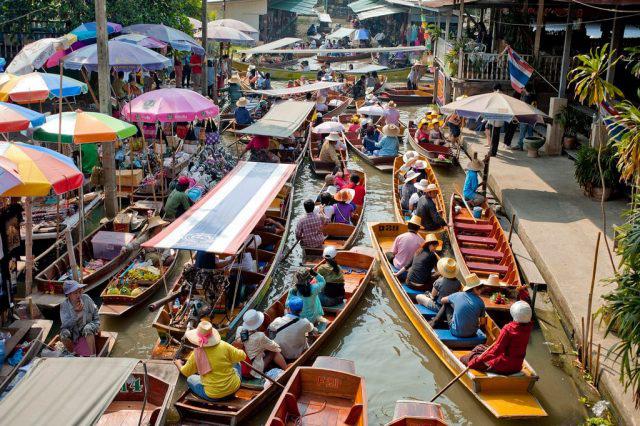 """Đi Thái mà """"lơ đẹp"""" 8 khu chợ nổi """"đỉnh cao"""" gần ngay Bangkok thì thiếu sót lắm đấy - Ảnh 11."""