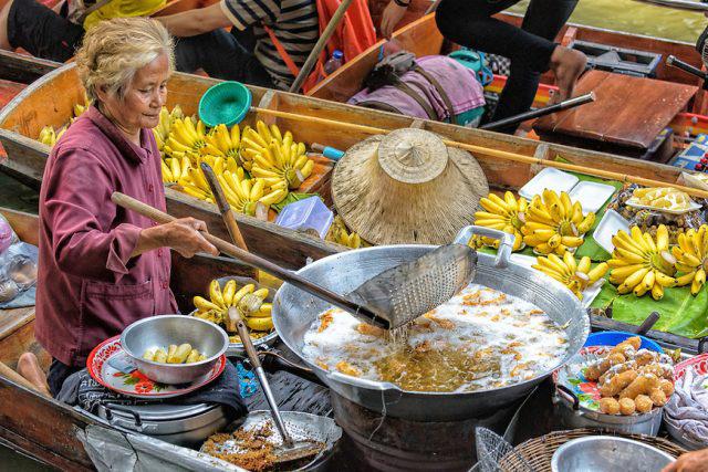 """Đi Thái mà """"lơ đẹp"""" 8 khu chợ nổi """"đỉnh cao"""" gần ngay Bangkok thì thiếu sót lắm đấy - Ảnh 12."""