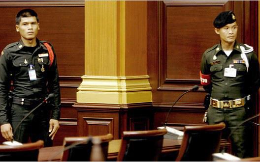 Xả súng tại tòa án Thái Lan khiến 2 người chết và 3 người bị thương - ảnh 1