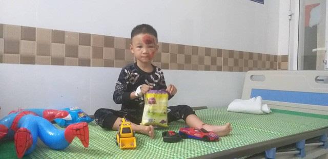 Hải Phòng: Bà mẹ 4 con nguy kịch vì tai nạn giao thông, thai nhi phải chào đời sớm - ảnh 2