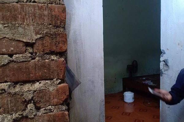 Người phụ nữ ở Lào Cai tử vong trong tư thế treo cổ ở nhà tắm - ảnh 1