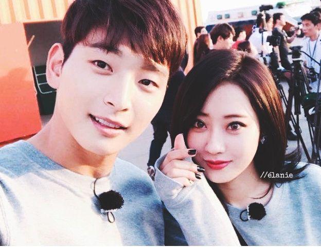 SBS tung tin hẹn hò của nam thần Jinwoon (2AM) và idol bốc lửa Kyungri (9MUSES): Cặp đôi sexy nhất Kbiz là đây! - Ảnh 4.