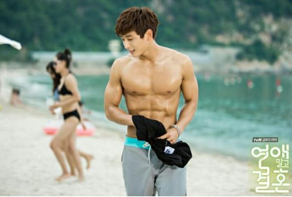 SBS tung tin hẹn hò của nam thần Jinwoon (2AM) và idol bốc lửa Kyungri (9MUSES): Cặp đôi sexy nhất Kbiz là đây! - Ảnh 7.