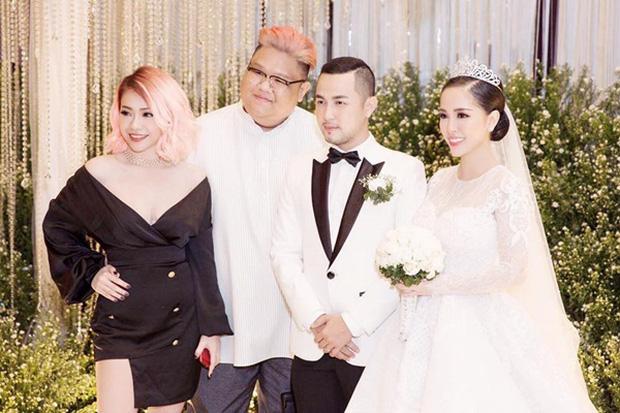 Lộ diện full bộ 5 nghệ sĩ khách mời tại đám cưới Bảo Thy: Ngô Kiến Huy, Thúy Ngân và dàn sao cực thân từ mới vào nghề - ảnh 6