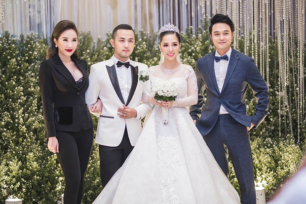 Lộ diện full bộ 5 nghệ sĩ khách mời tại đám cưới Bảo Thy: Ngô Kiến Huy, Thúy Ngân và dàn sao cực thân từ mới vào nghề - ảnh 5