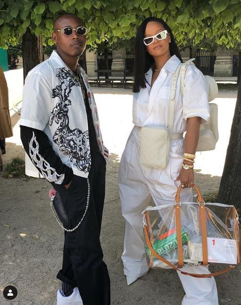 Nhân viên Rihanna lỡ miệng comment hỏi thăm về tung tích album mới, bị chính chủ block block ngay và luôn! - ảnh 2