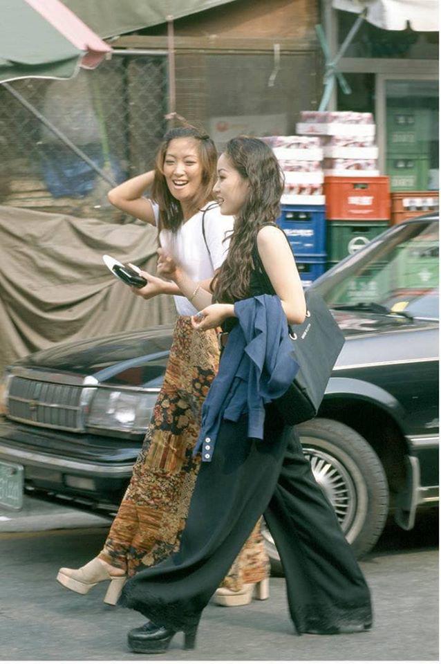 Nam thanh nữ tú xứ Hàn những năm 90: Lên đồ chặt chém, bắt trend nhanh khiến thế hệ bây giờ cũng phải ngả mũ - ảnh 2