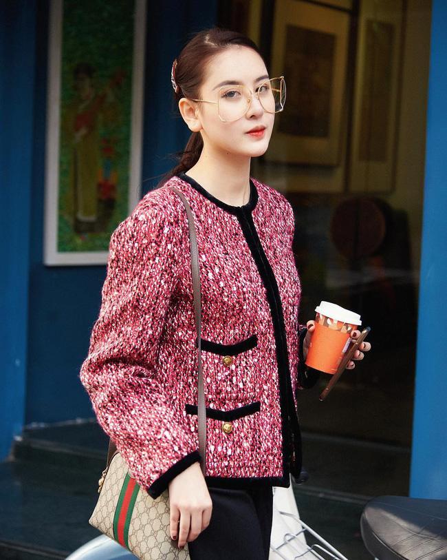 Áo khoác vải tweed: Các nàng sang chảnh nhất showbiz Việt - Hàn đều đang chết mê chết mệt, còn bạn thì sao? - ảnh 15