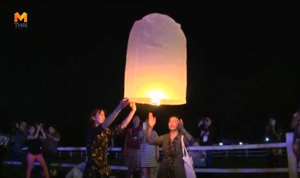 Hậu lễ hội thả đèn trời Thái Lan lung linh huyền ảo: Người dân khóc mếu nhặt rác mỏi tay, sân bay hốt hoảng, nhà cháy thành tro - ảnh 3