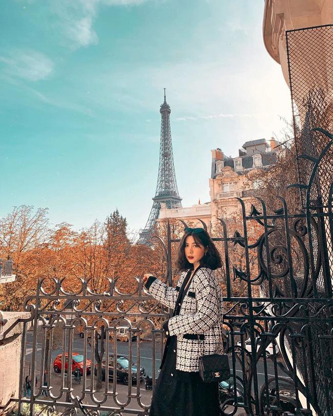Áo khoác vải tweed: Các nàng sang chảnh nhất showbiz Việt - Hàn đều đang chết mê chết mệt, còn bạn thì sao? - ảnh 21