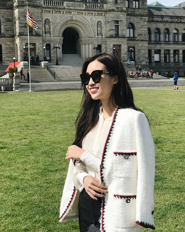 Áo khoác vải tweed: Các nàng sang chảnh nhất showbiz Việt - Hàn đều đang chết mê chết mệt, còn bạn thì sao? - ảnh 10