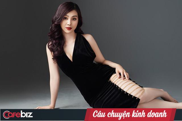 Chân dung nữ Phó giám đốc chi nhánh xinh đẹp vừa bị khởi tố tội chiếm đoạt tài sản của TPBank - ảnh 1