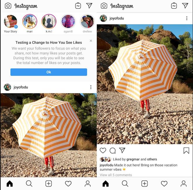 Instagram Việt Nam sẽ bỏ số Like hiển thị trên ảnh, không còn nơi tự hào sống ảo như trước - ảnh 1
