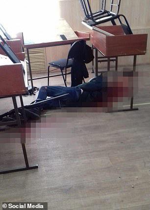 Bị giáo viên đuổi ra khỏi lớp vì có hành vi sai trái, sinh viên xả súng vào 4 người bạn cùng lớp rồi tự sát - ảnh 2