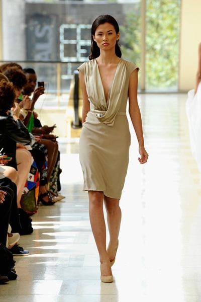 So với thời Next Top, Cao Thiên Trang đẫy đà hơn hẳn khi tham gia Hoa hậu giang hồ - ảnh 3
