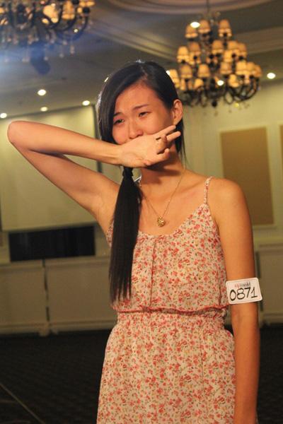 So với thời Next Top, Cao Thiên Trang đẫy đà hơn hẳn khi tham gia Hoa hậu giang hồ - ảnh 1