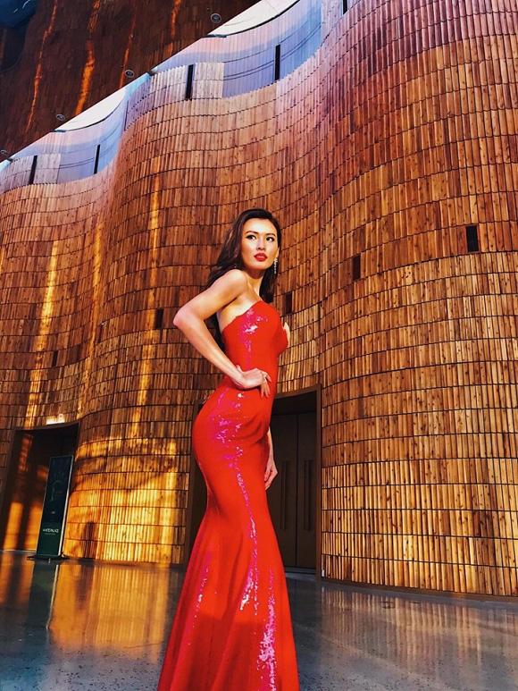So với thời Next Top, Cao Thiên Trang đẫy đà hơn hẳn khi tham gia Hoa hậu giang hồ - ảnh 7