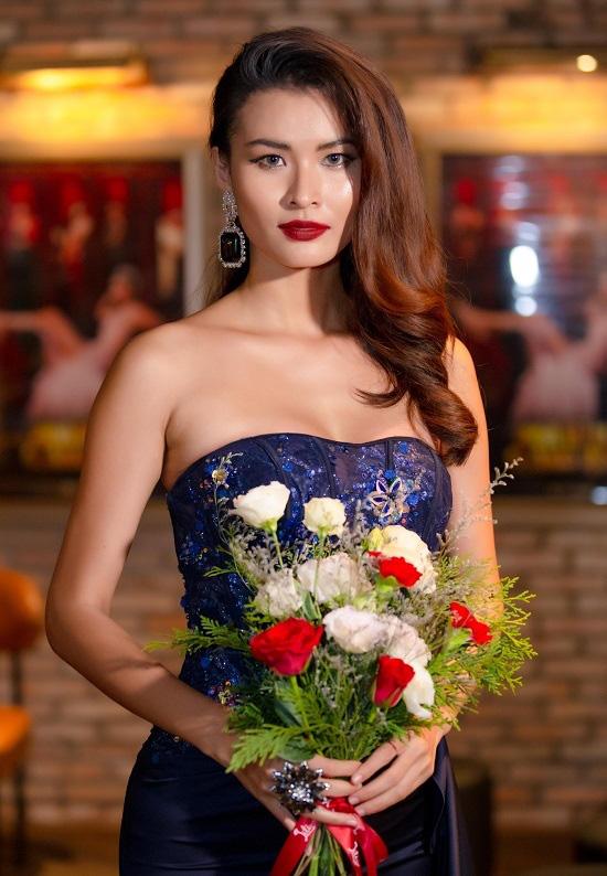 So với thời Next Top, Cao Thiên Trang đẫy đà hơn hẳn khi tham gia Hoa hậu giang hồ - ảnh 8
