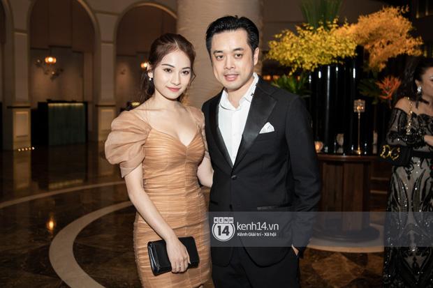 Dàn nghệ sĩ Vbiz nô nức hội ngộ, nhắn nhủ nhiều lời chúc phúc trong đám cưới Giang Hồng Ngọc và ông xã doanh nhân - Ảnh 4.