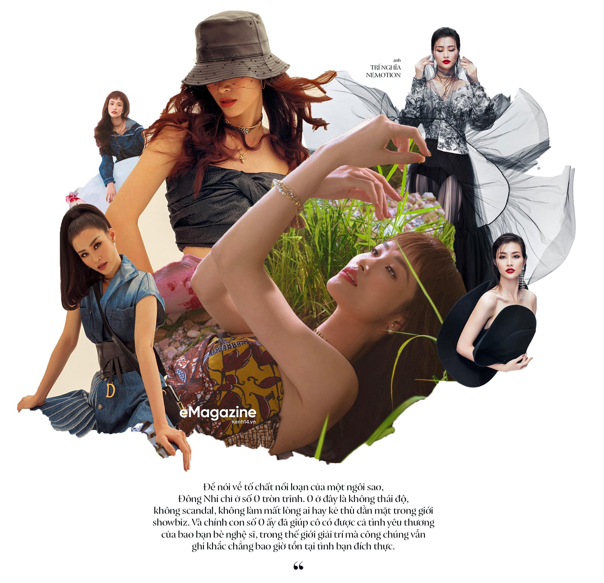 Câu chuyện cổ tích về Đông Nhi: Một cô gái bình thường chạm vào sự nghiệp huy hoàng và hạnh phúc vẹn toàn - Ảnh 3.