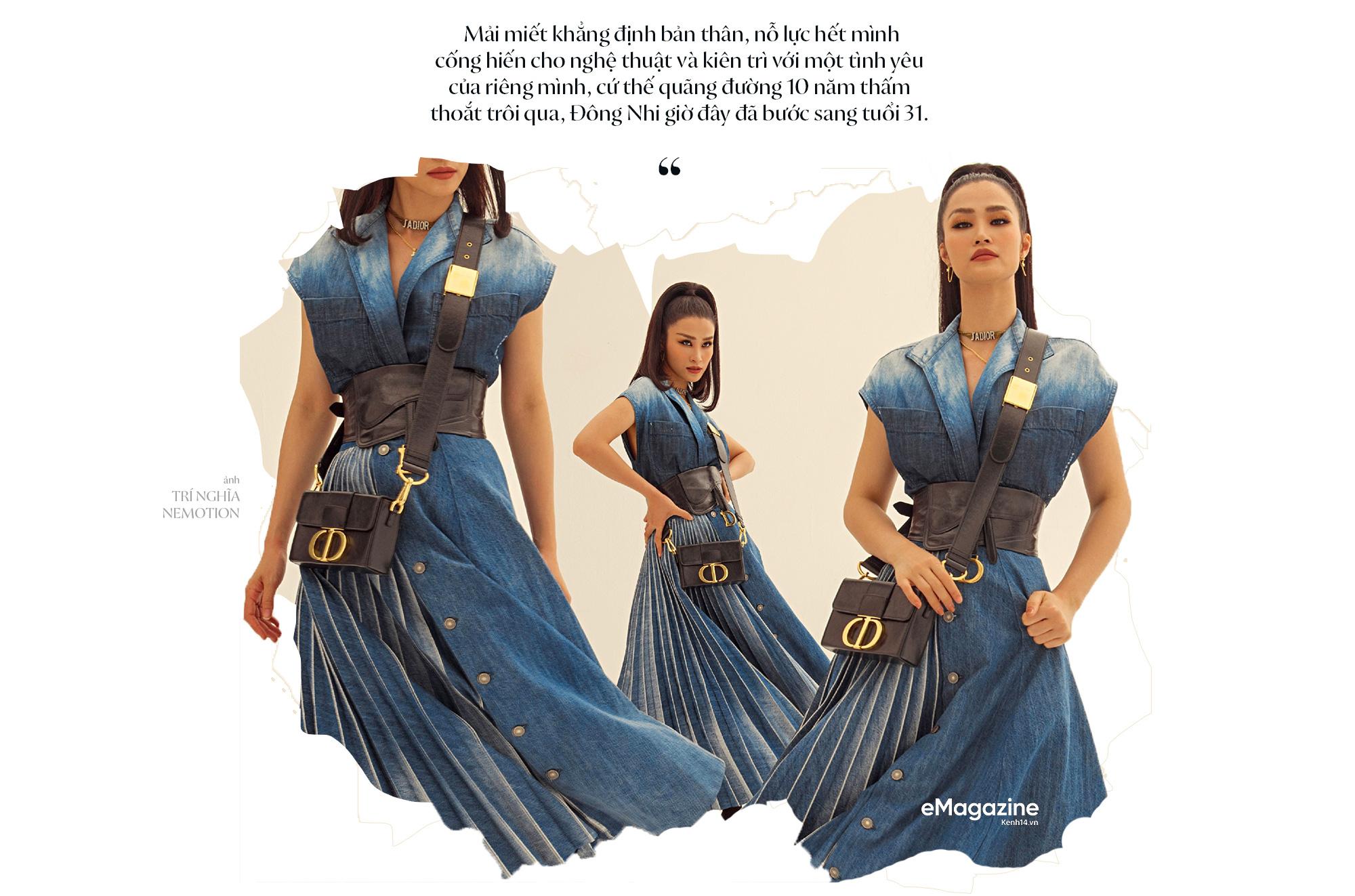 Câu chuyện cổ tích về Đông Nhi: Một cô gái bình thường chạm vào sự nghiệp huy hoàng và hạnh phúc vẹn toàn - Ảnh 4.