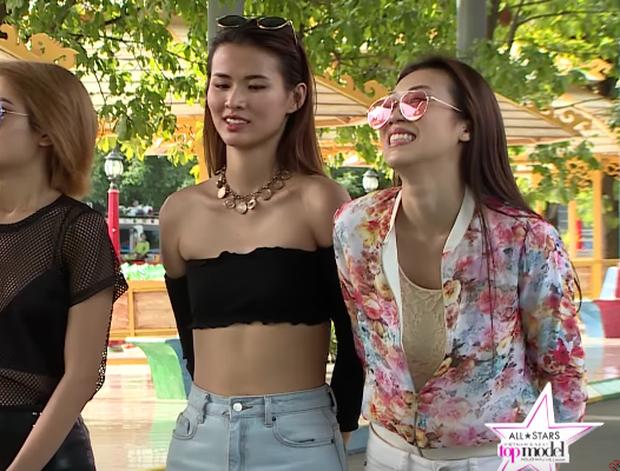 So với thời Next Top, Cao Thiên Trang đẫy đà hơn hẳn khi tham gia Hoa hậu giang hồ - ảnh 5