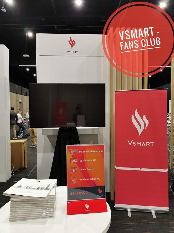 TV Vsmart lộ ảnh thực tế: 55 inch viền mỏng, chạy Android TV, làm bởi người Việt - ảnh 2